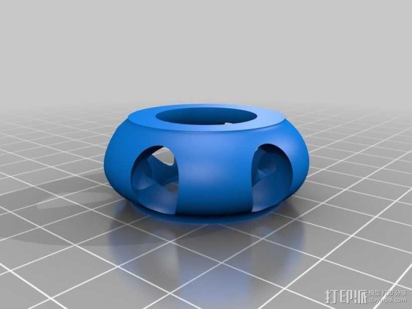 魔鬼瓶 3D模型  图6