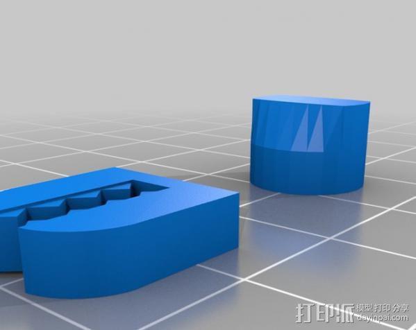 坦克世界 迷你机器人 3D模型  图13