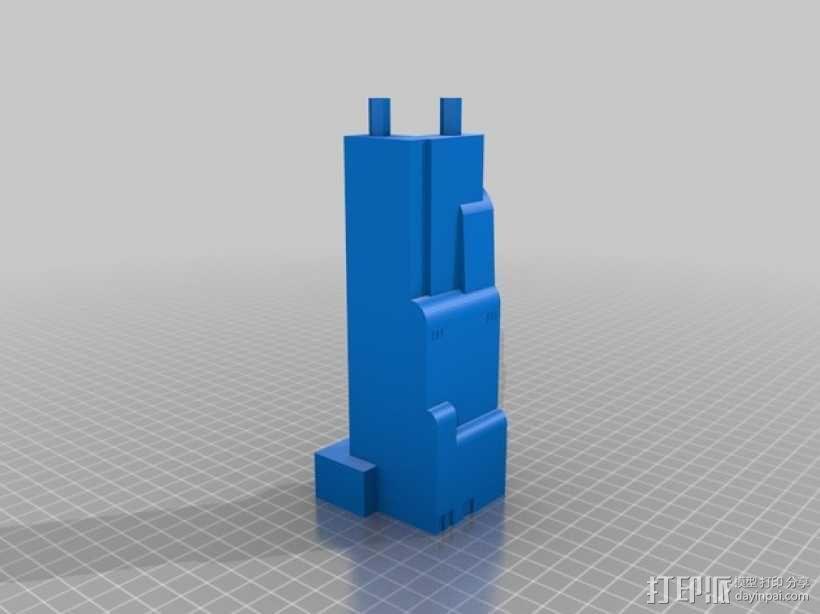 One57摩天大楼 3D模型  图3