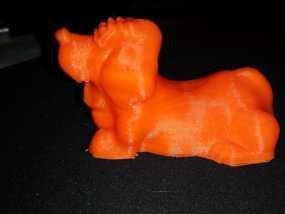 大猎犬 3D模型