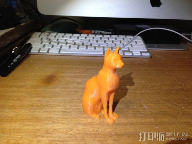 星际之门 猫 3D模型  图10