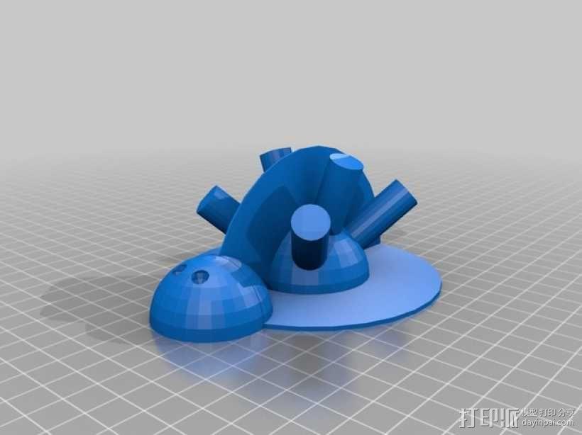 瓢虫  3D模型  图7