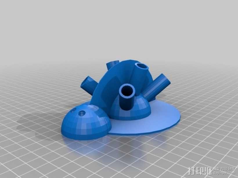 瓢虫  3D模型  图8