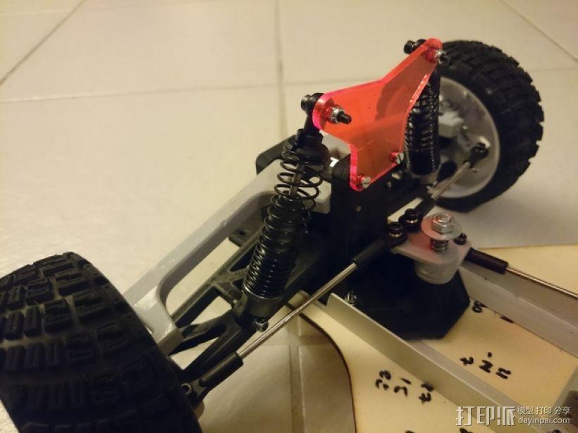遥控车底盘 3D模型  图7