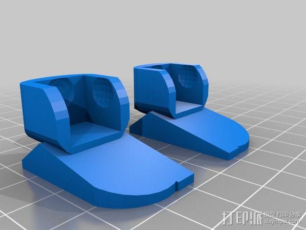 Marwen机器人 3D模型  图7