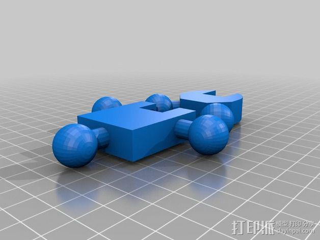 Marwen机器人 3D模型  图8