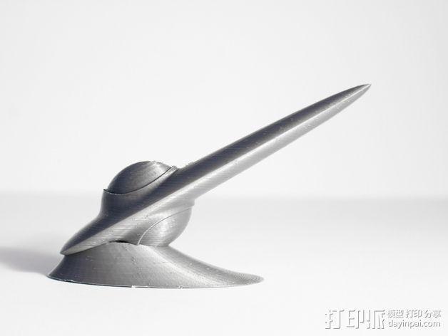 Cosmos太阳帆飞船 3D模型  图6