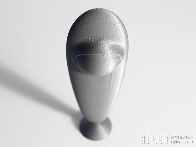 Cosmos太阳帆飞船 3D模型  图7