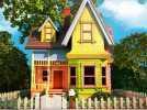 卡尔的房子 3D模型 图1