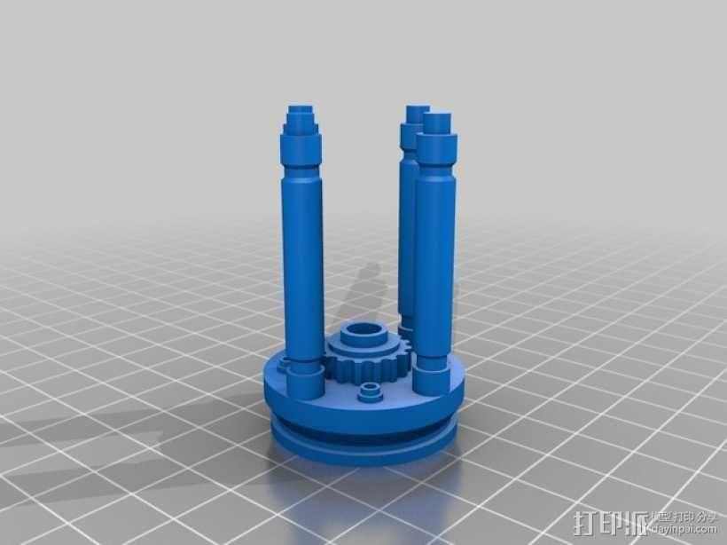 光剑  3D模型  图2