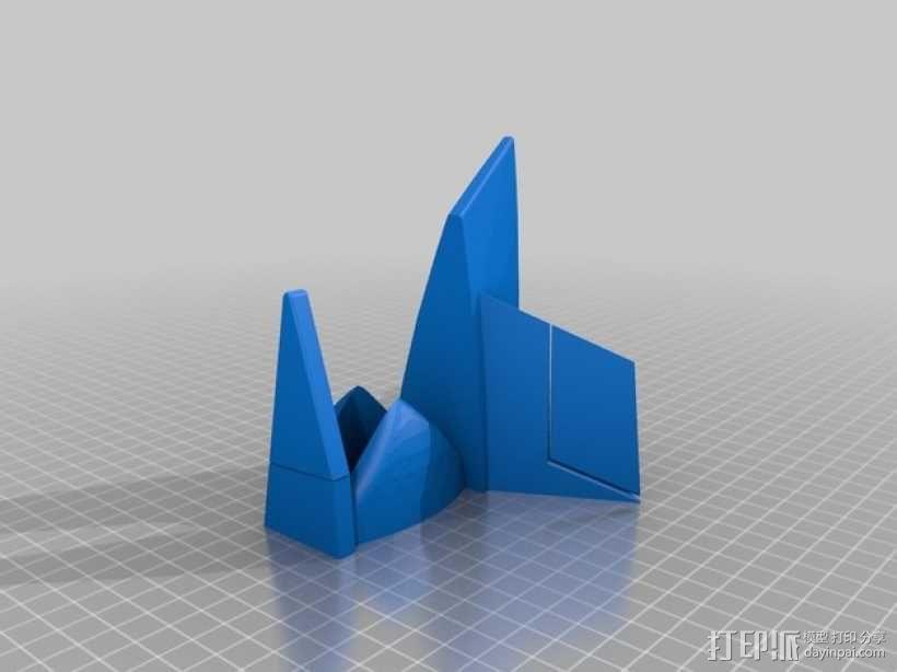F-22猛禽战斗机 3D模型  图9