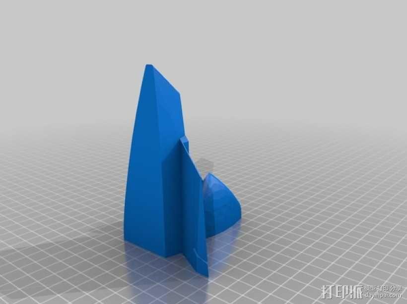 F-22猛禽战斗机 3D模型  图11