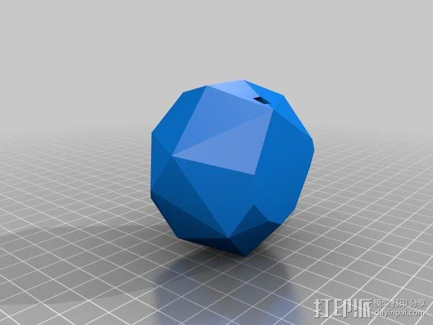 口袋妖怪大岩蛇 3D模型  图6