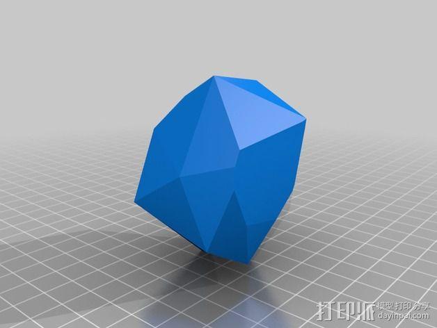 口袋妖怪大岩蛇 3D模型  图7