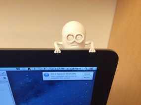 悬挂的小黄人 3D模型