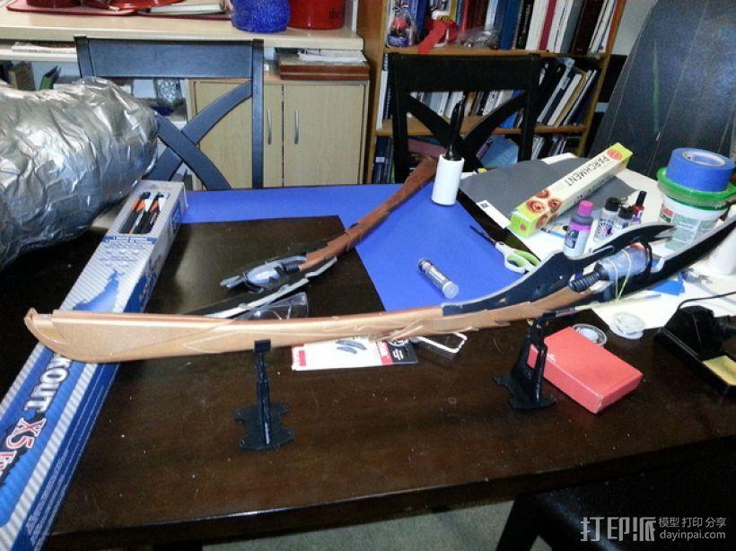 洛基的权杖 3D模型  图1