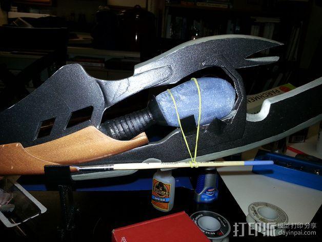 洛基的权杖 3D模型  图2