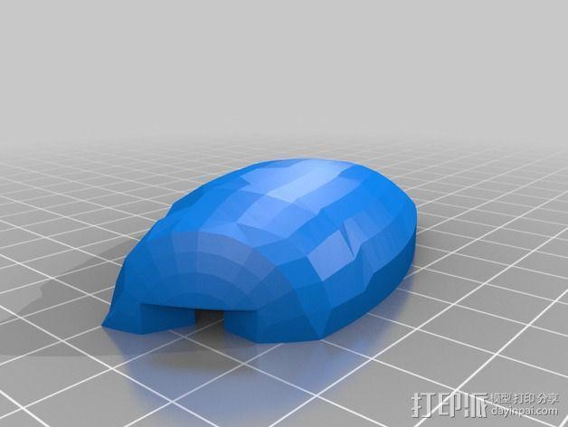 洛基的权杖 3D模型  图30