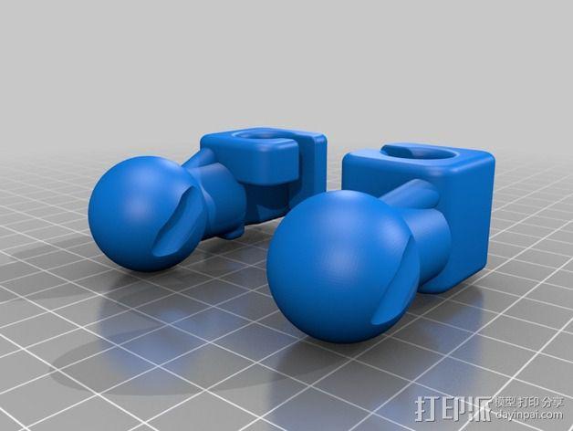 步行者机器人 3D模型  图5