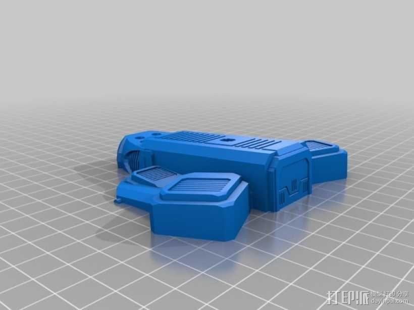 Cloudwasp运输机 3D模型  图7