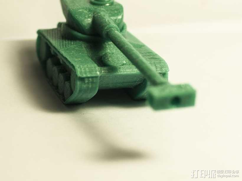 AMX 13 90坦克 3D模型  图2