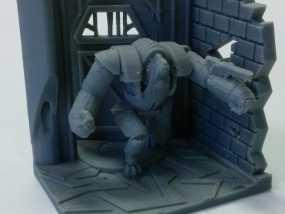 巨人机器人 3D模型