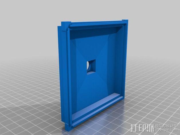 塔迪斯警察亭 3D模型  图6