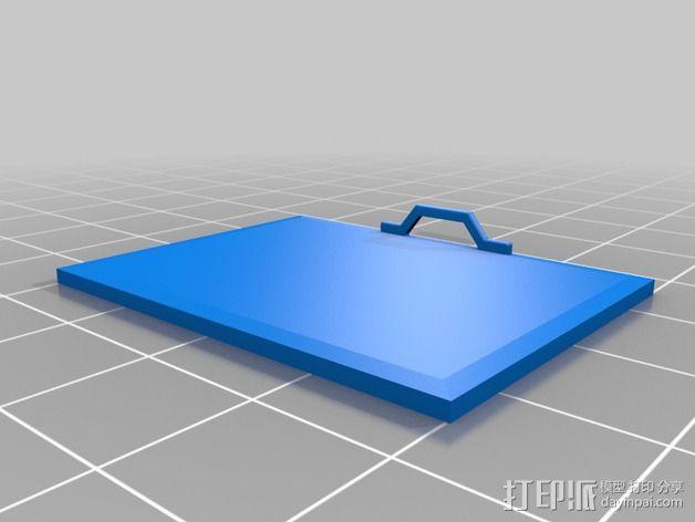 塔迪斯警察亭 3D模型  图7