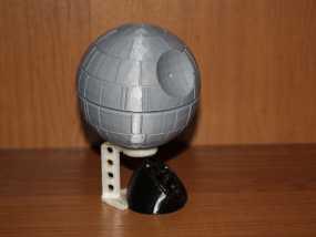 死亡星球 3D模型