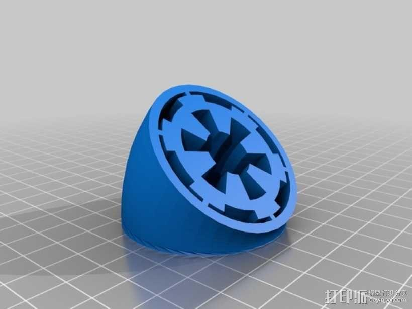 死亡星球 3D模型  图4
