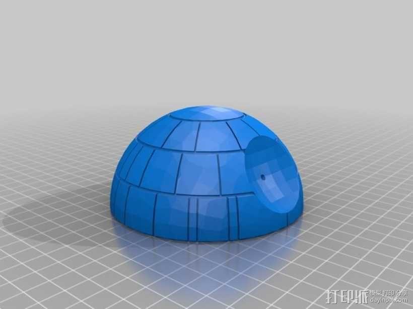 死亡星球 3D模型  图7