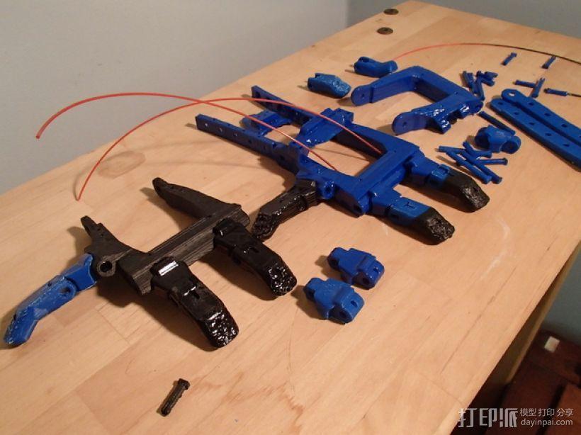 假肢 机械手 3D模型  图6