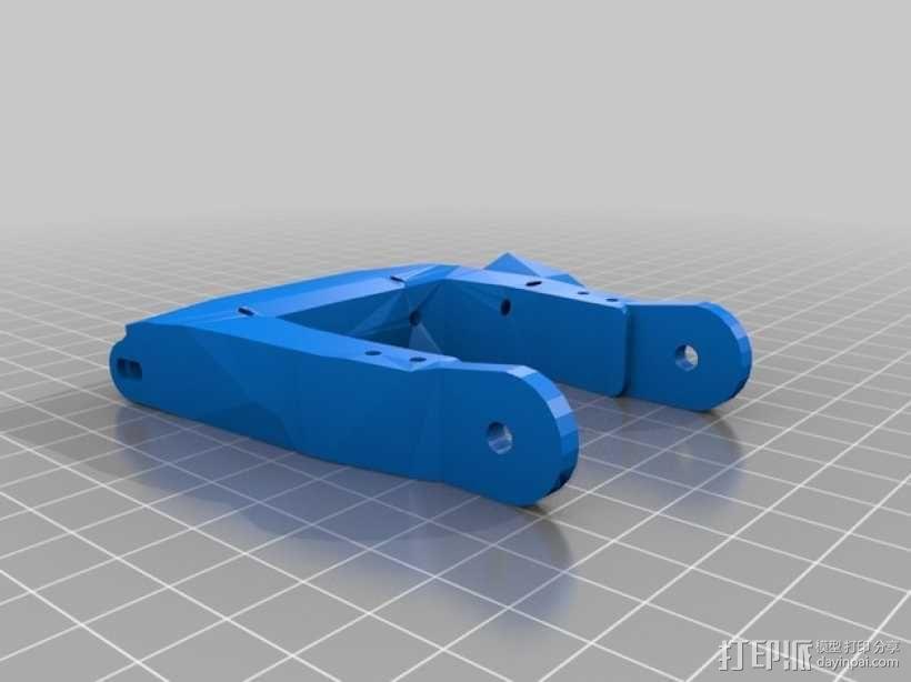 假肢 机械手 3D模型  图9