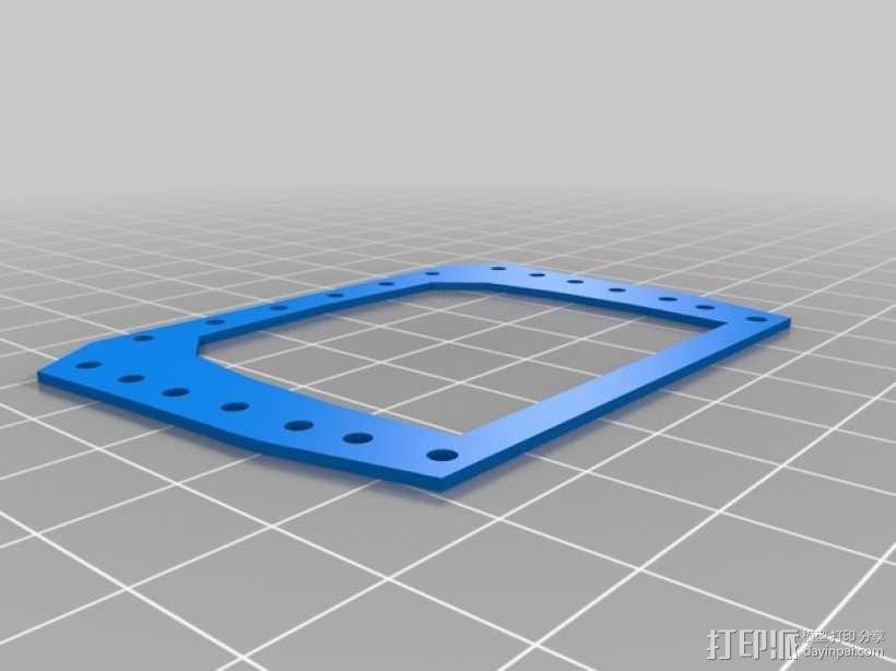 假肢 机械手 3D模型  图11