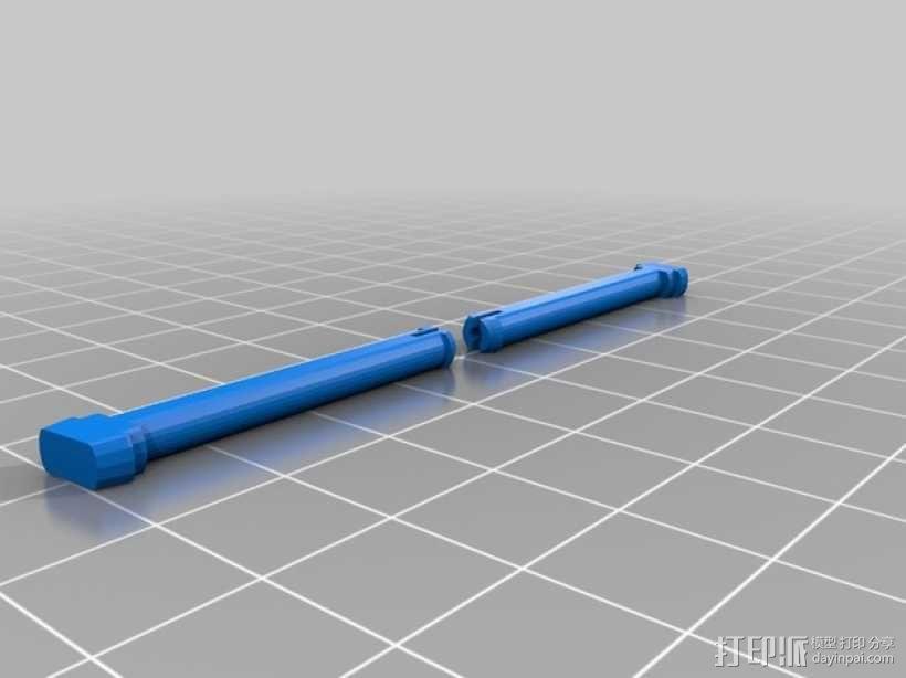 假肢 机械手 3D模型  图13