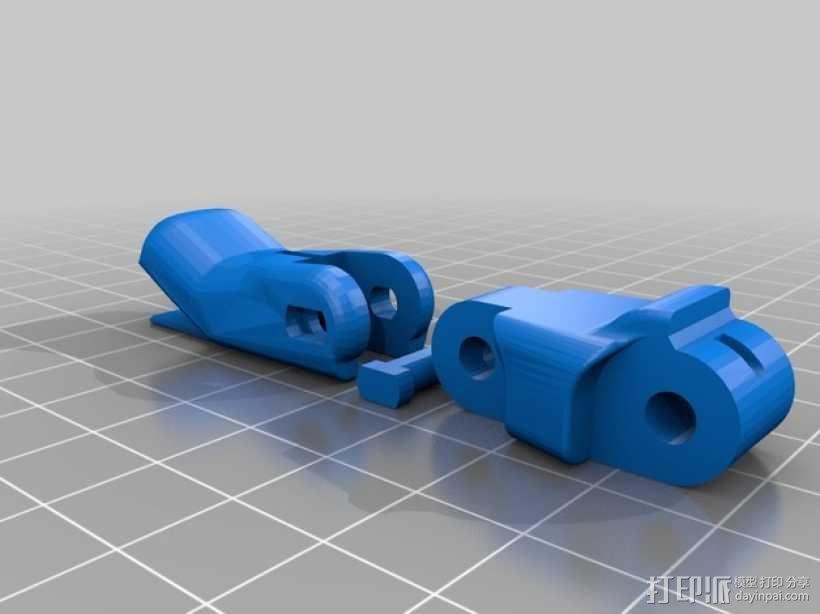 假肢 机械手 3D模型  图18
