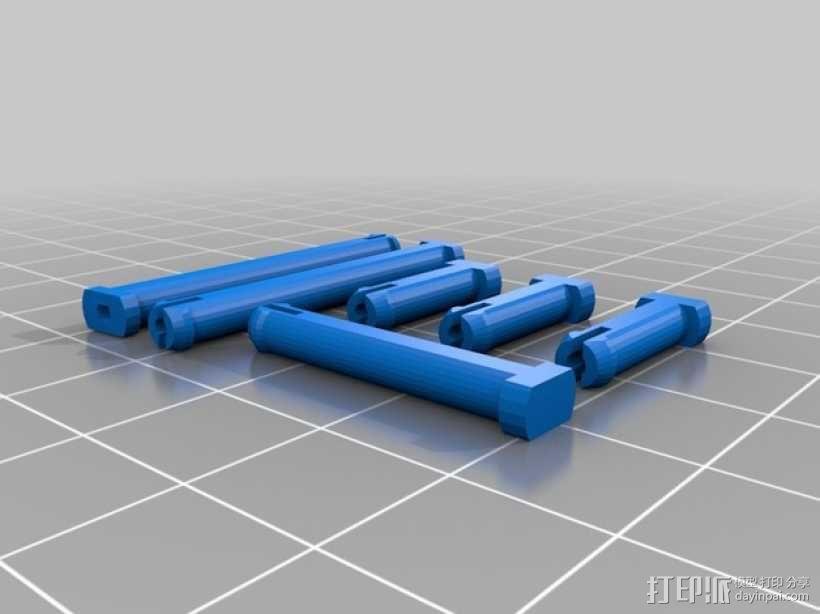 假肢 机械手 3D模型  图22