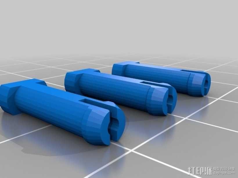 假肢 机械手 3D模型  图24