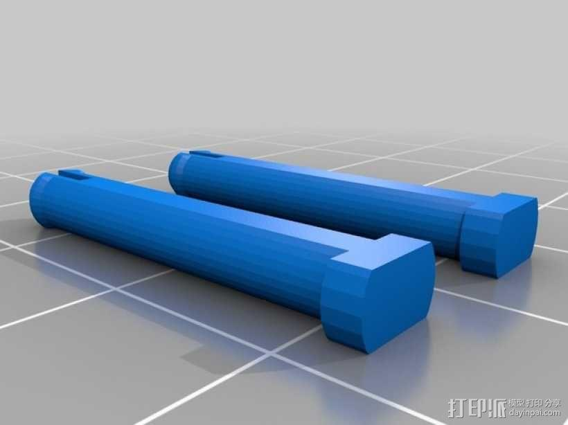 假肢 机械手 3D模型  图23