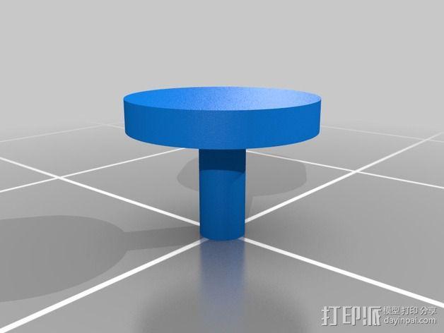 机械齿轮 3D模型  图3