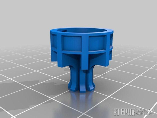 机械齿轮 3D模型  图5