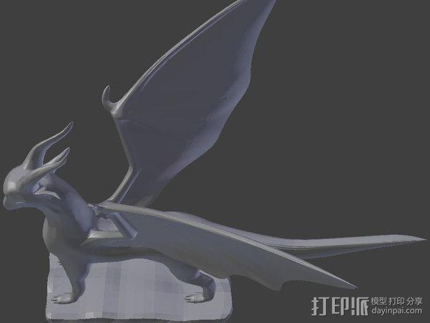 麒麟模型 3D模型  图6