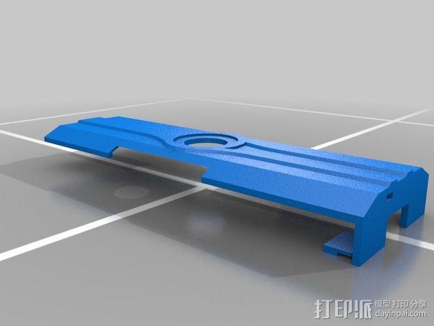 刺客信条臂剑 3D模型  图4