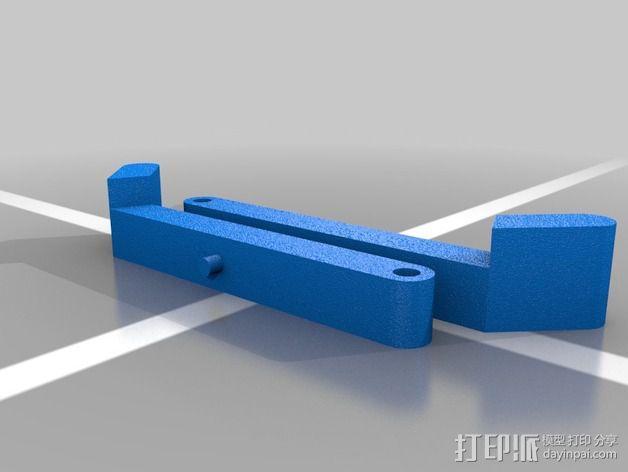 刺客信条臂剑 3D模型  图6