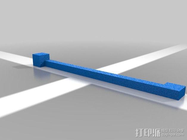 刺客信条臂剑 3D模型  图7