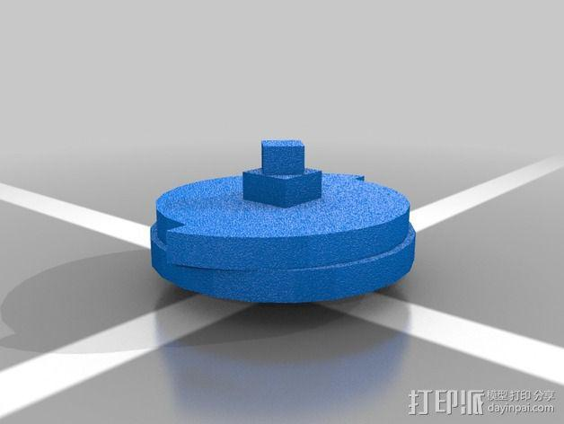 刺客信条臂剑 3D模型  图9