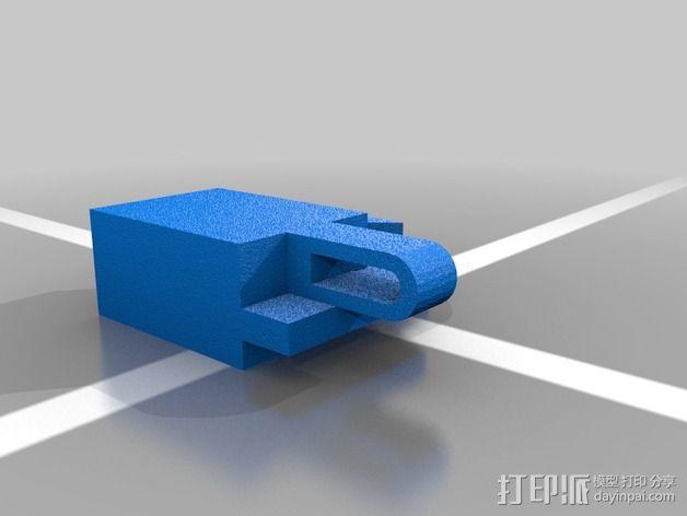 刺客信条臂剑 3D模型  图10