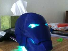 钢铁侠头盔 3D模型