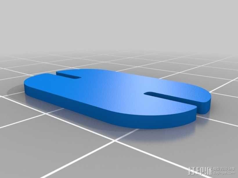 拼图鹰 3D模型  图26