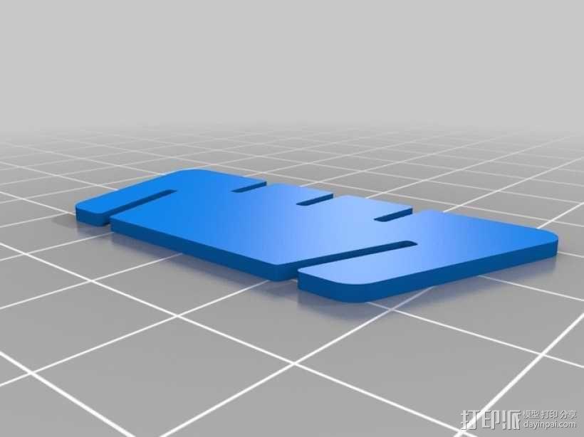拼图鹰 3D模型  图36